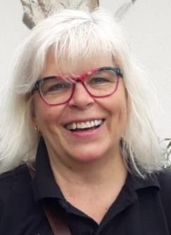 Foto von der 1. Vorsitzenden Gudrun Ehmer